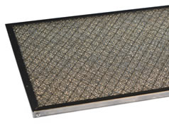 Rectangle aluminum range hood filter with various specifications